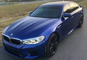 2018 BMW M5 Sedan:6 car images available