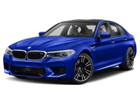 2020 BMW M5 Sedan : Car has generic photo
