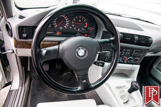 1993 BMW M5 Sedan