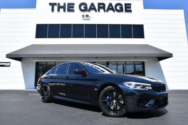 2019 BMW M5 Sedan:24 car images available