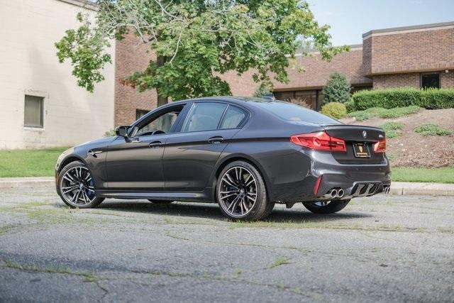 2020 BMW M5 Sedan