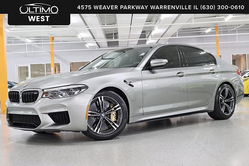 2018 BMW M5 Sedan:24 car images available