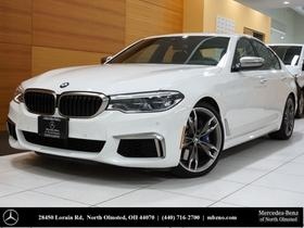 2018 BMW M550 i xDrive:24 car images available