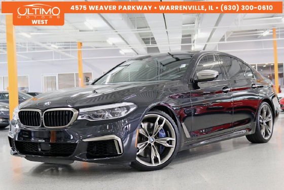 2018 BMW M550 i xDrive:6 car images available