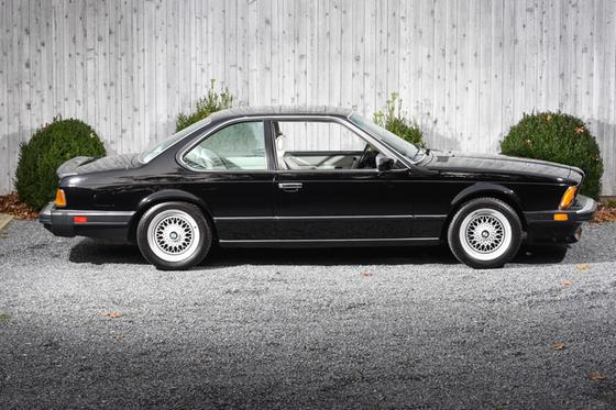 1987 BMW M6 :24 car images available