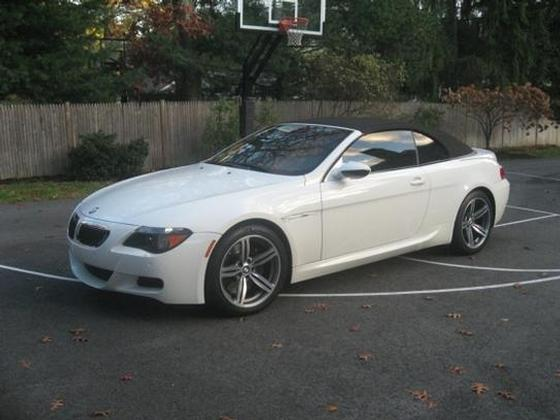 2007 BMW M6 Convertible:6 car images available
