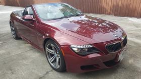 2009 BMW M6 Convertible