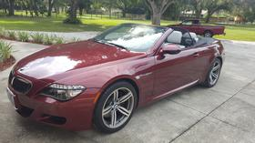 2009 BMW M6 Convertible:12 car images available