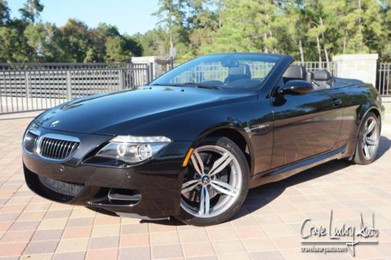 2008 BMW M6 Convertible:24 car images available