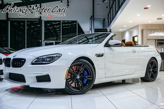 2016 BMW M6 Convertible:24 car images available
