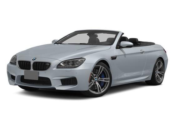 2014 BMW M6 Convertible : Car has generic photo