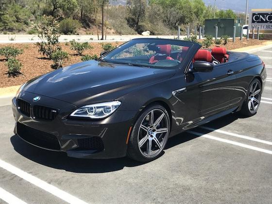 2016 BMW M6 Convertible:13 car images available