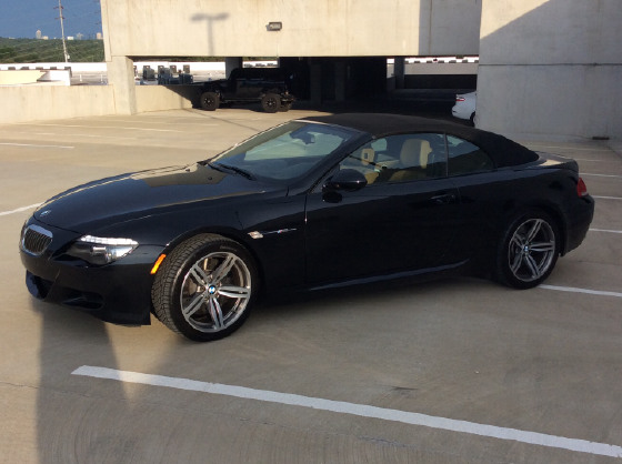 2010 BMW M6 Convertible:6 car images available