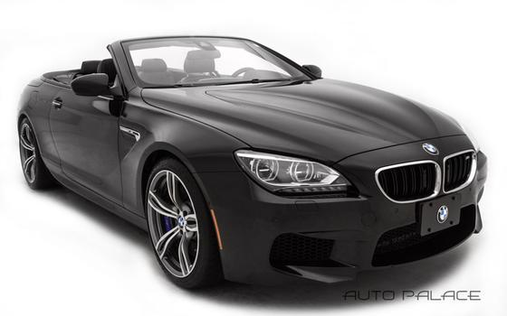 2013 BMW M6 Convertible:10 car images available