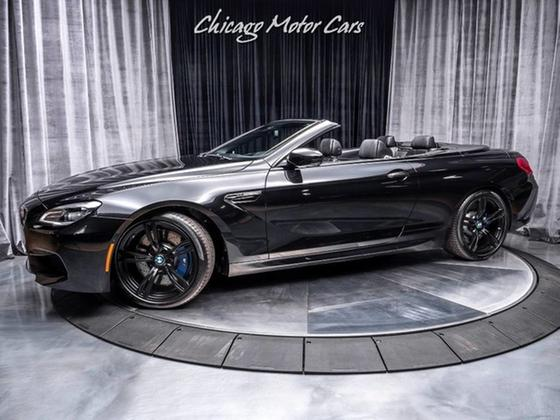 2017 BMW M6 Convertible:24 car images available