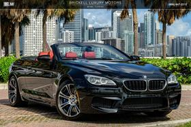 2018 BMW M6 Convertible:24 car images available