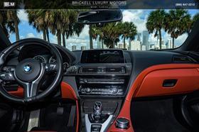 2018 BMW M6 Convertible