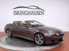 2008 BMW M6 Convertible:23 car images available