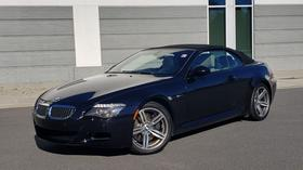 2009 BMW M6 Convertible:24 car images available
