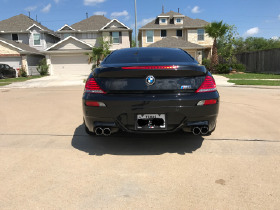 2010 BMW M6 Coupe