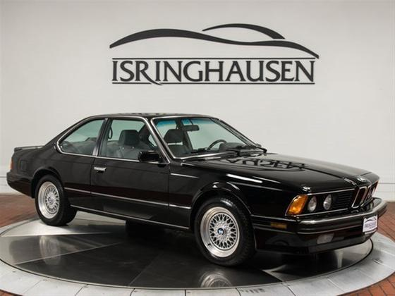 1988 BMW M6 Coupe:24 car images available