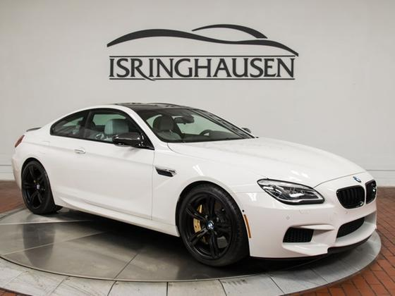 2017 BMW M6 Coupe:24 car images available