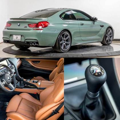 2014 BMW M6 Coupe : Car has generic photo