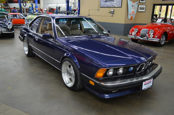 1987 BMW M6 Coupe:10 car images available