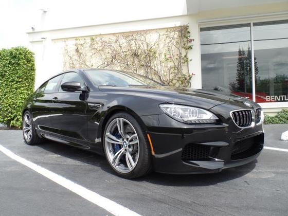 2015 BMW M6 Gran Coupe:12 car images available