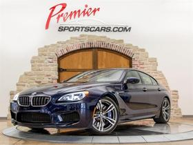 2016 BMW M6 Gran Coupe:24 car images available
