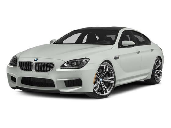 2014 BMW M6 Gran Coupe : Car has generic photo