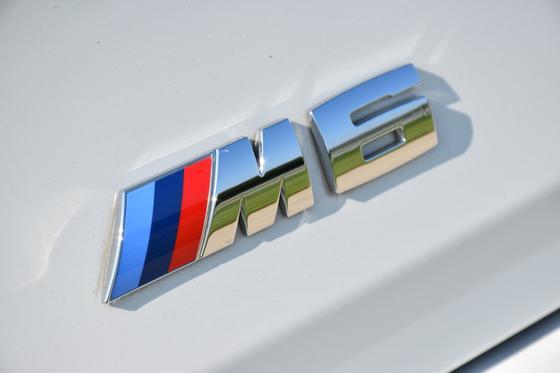 2017 BMW M6 Gran Coupe