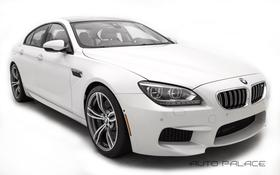 2014 BMW M6 Gran Coupe:24 car images available