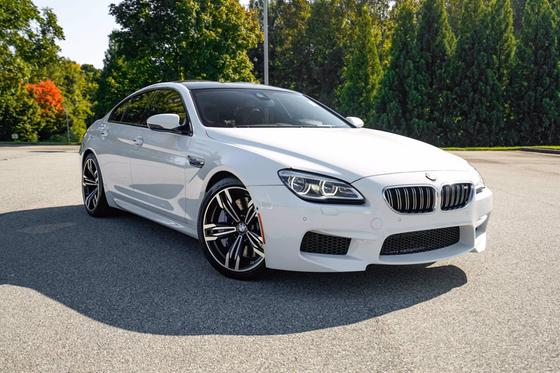 2017 BMW M6 Gran Coupe:24 car images available