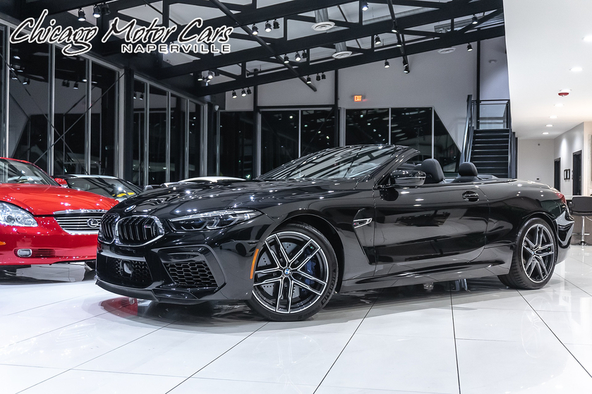 2020 BMW M8 Convertible:24 car images available