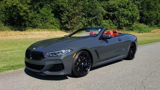 2019 BMW M850 i xDrive:24 car images available