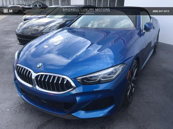 2019 BMW M850 i xDrive:8 car images available