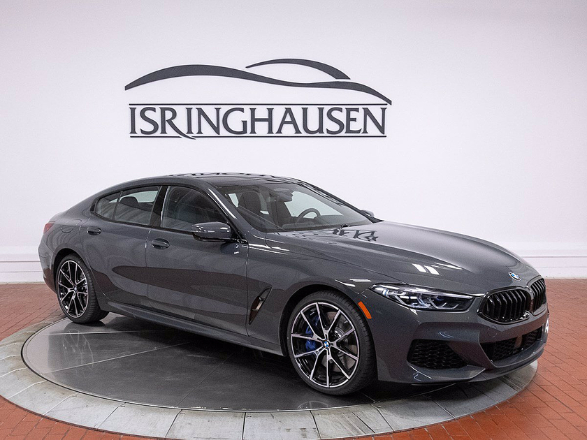 2021 BMW M850 i xDrive:23 car images available