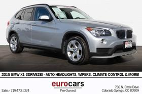 2015 BMW X1 sDrive28i:24 car images available