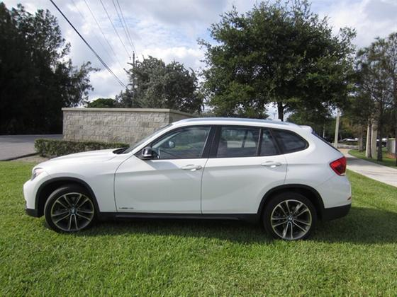 2014 BMW X1 sDrive28i:17 car images available