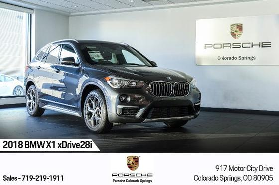 2018 BMW X1 xDrive28i:24 car images available