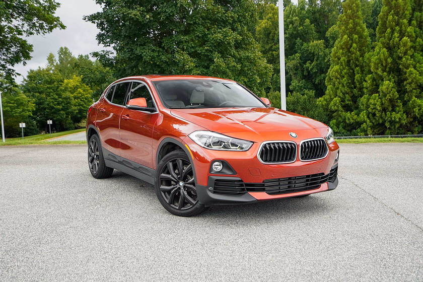 2020 BMW X2 sDrive28i:24 car images available