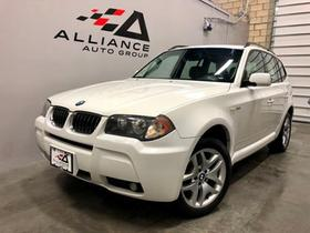 2006 BMW X3 3.0:24 car images available