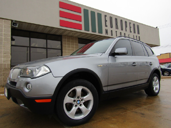 2008 BMW X3 3.0si:24 car images available