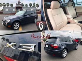 2007 BMW X3 3.0si:24 car images available