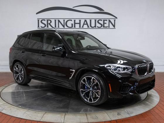 2020 BMW X3 M:24 car images available