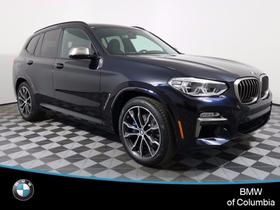 2018 BMW X3 M40i:16 car images available