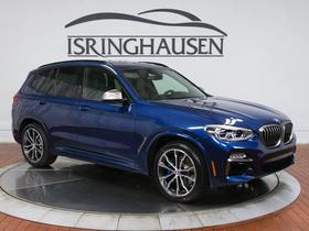 2019 BMW X3 M40i:24 car images available