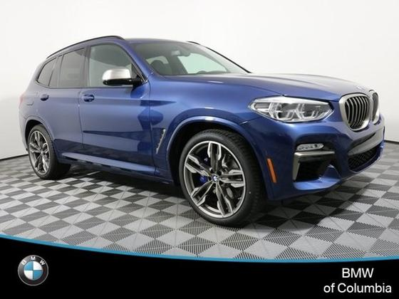 2018 BMW X3 M40i:19 car images available