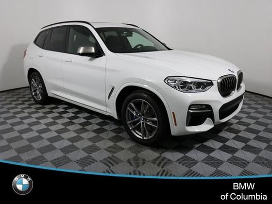 2019 BMW X3 M40i:18 car images available
